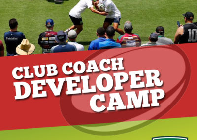 Club Coach Development Program 2017