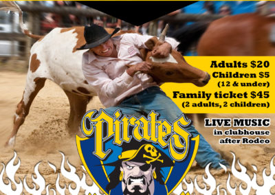 Pirates Rodeo 2014