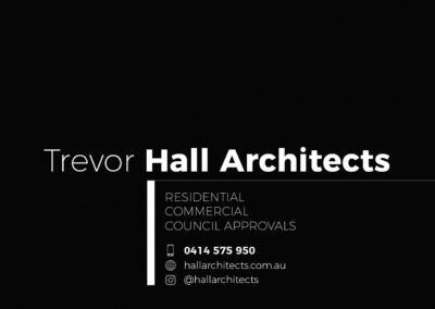Trevor Hall Architects - board