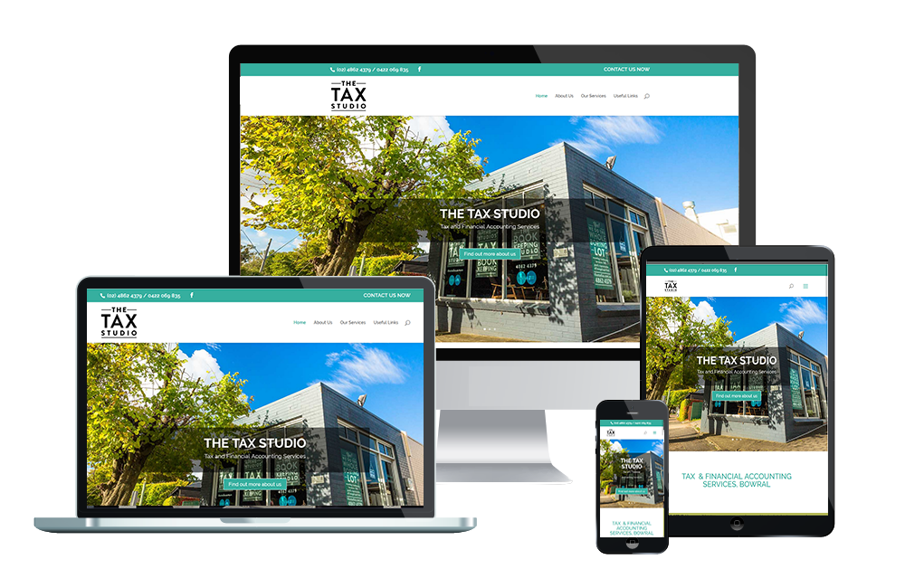 the tax studio website