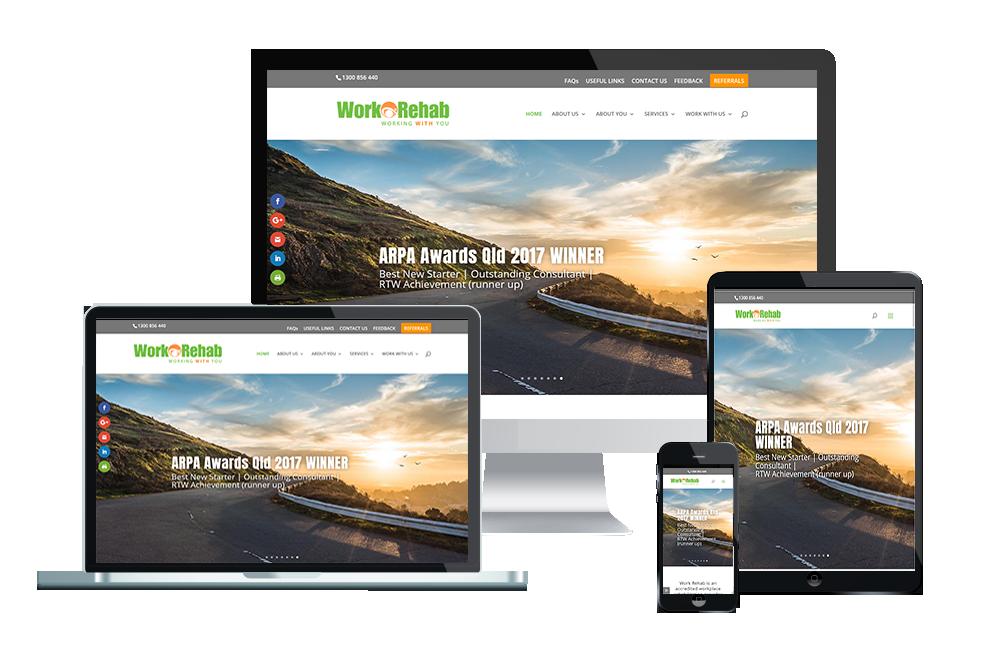 work rehab website